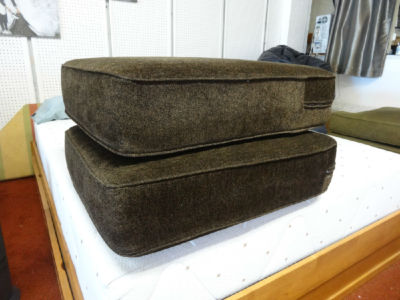 couch cushion restoration